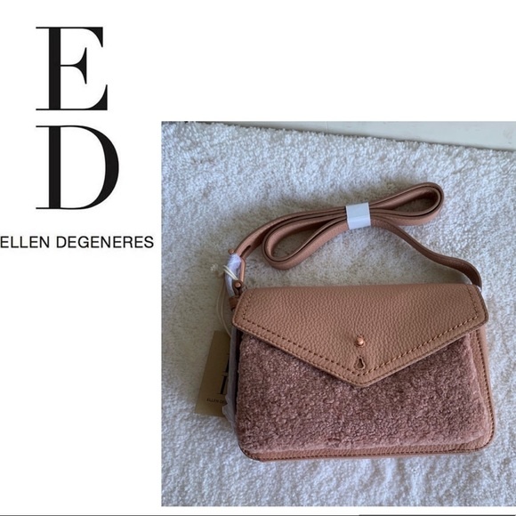 🆕 ED Ellen DeGeneres Alde Small Crossbody